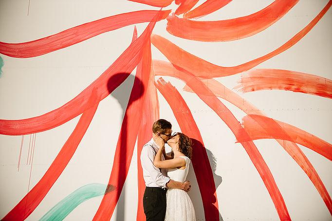 Małgosia i Mateusz | Sesja ślubna o świcie!