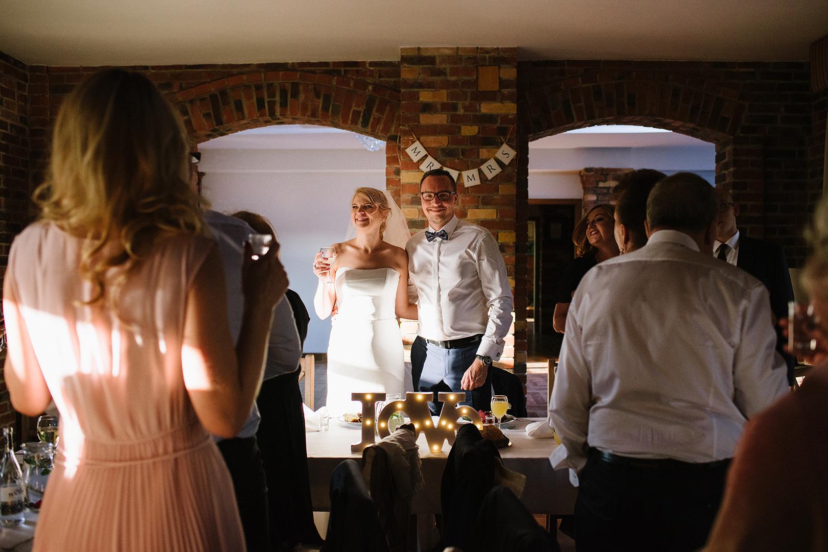 Ewa i Maciej | Ślub w rustykalnym Folwarku Białych Bocianów