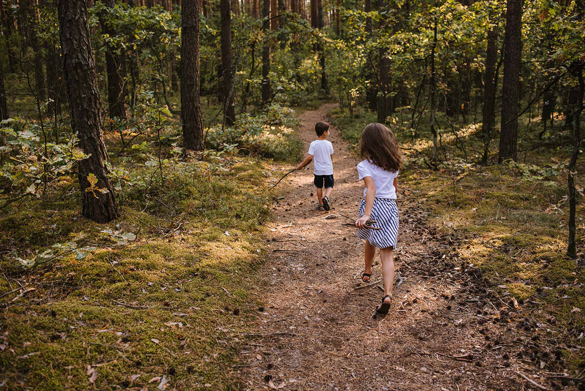 Spacer po Kampinoskim Parku Narodowym