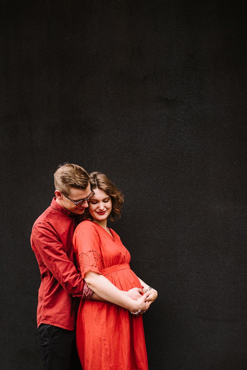 Sesja ciążowa Małgosi i Mateusza | SDK w Warszawie
